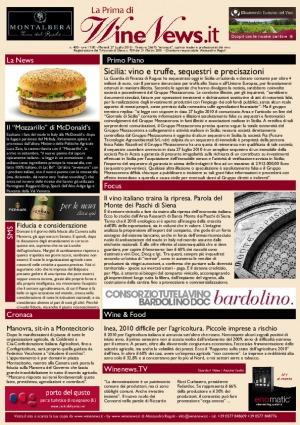 La Prima di WineNews - N. 400