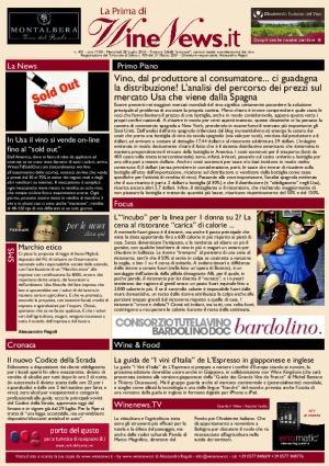La Prima di WineNews - N. 401