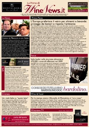 La Prima di WineNews - N. 402