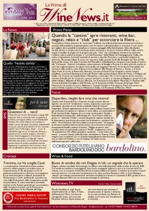 La Prima di WineNews - N. 422