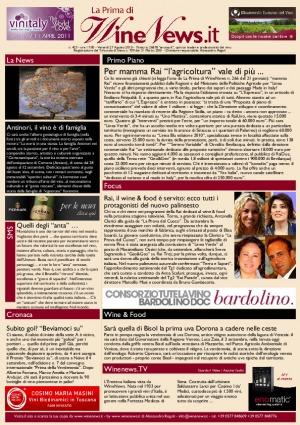 La Prima di WineNews - N. 423
