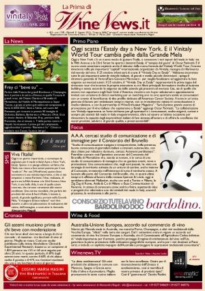 La Prima di WineNews - N. 425