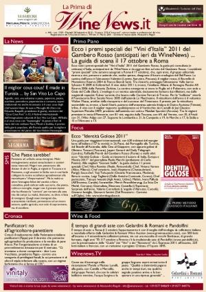 La Prima di WineNews - N. 445
