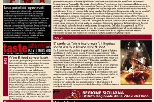 La Prima di WineNews - N. 45