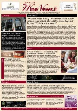 La Prima di WineNews - N. 466