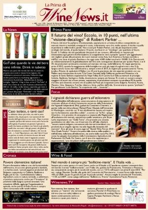 La Prima di WineNews - N. 488