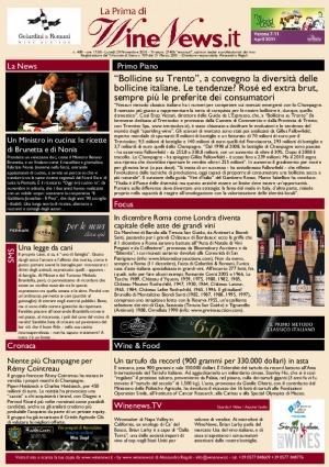 La Prima di WineNews - N. 489