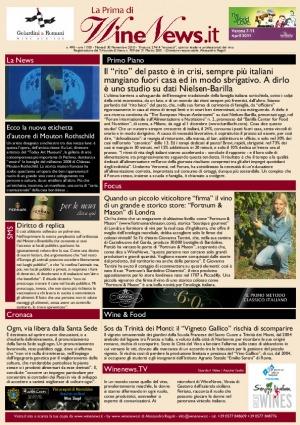 La Prima di WineNews - N. 490