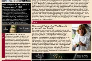 La Prima di WineNews - N. 491