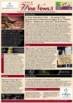 La Prima di WineNews - N. 509