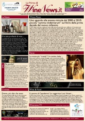 La Prima di WineNews - N. 510
