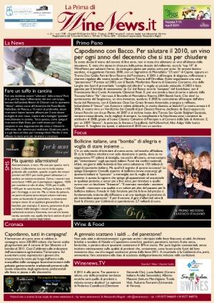 La Prima di WineNews - N. 511