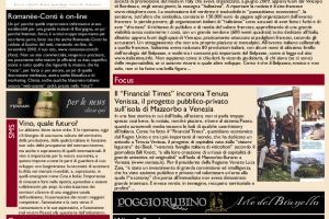 La Prima di WineNews - N. 517