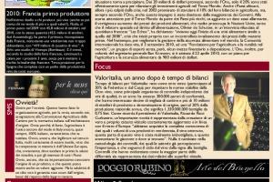 La Prima di WineNews - N. 519