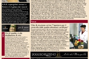 La Prima di WineNews - N. 527