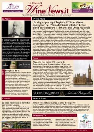 La Prima di WineNews - N. 529