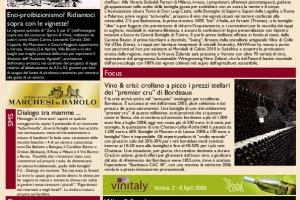 La Prima di WineNews - N. 52