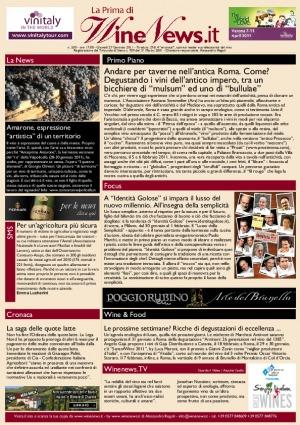 La Prima di WineNews - N. 530