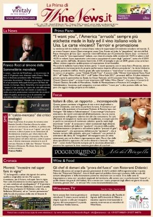 La Prima di WineNews - N. 531