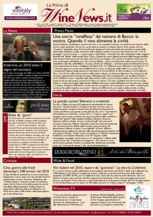 La Prima di WineNews - N. 532