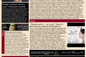 La Prima di WineNews - N. 546