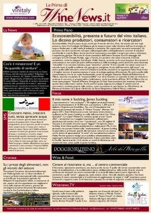 La Prima di WineNews - N. 549