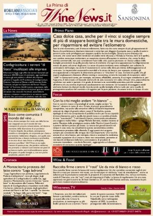 La Prima di WineNews - N. 54