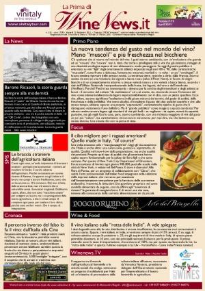 La Prima di WineNews - N. 551