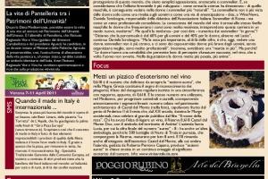 La Prima di WineNews - N. 558