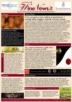 La Prima di WineNews - N. 55