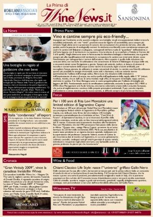 La Prima di WineNews - N. 56