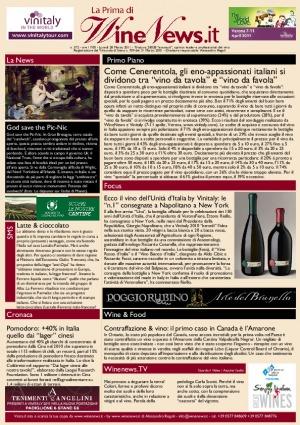 La Prima di WineNews - N. 572