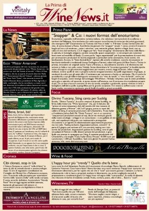 La Prima di WineNews - N. 573