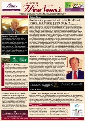 La Prima di WineNews - N. 574