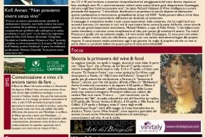 La Prima di WineNews - N. 588