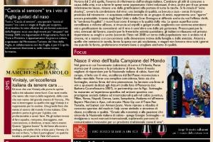 La Prima di WineNews - N. 58