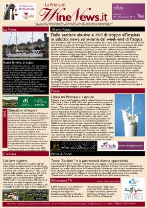 La Prima di WineNews - N. 594
