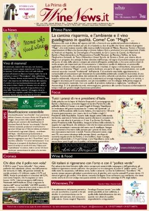 La Prima di WineNews - N. 596