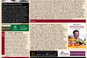La Prima di WineNews - N. 603