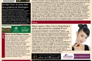 La Prima di WineNews - N. 604