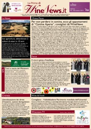 La Prima di WineNews - N. 616
