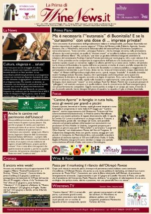 La Prima di WineNews - N. 617