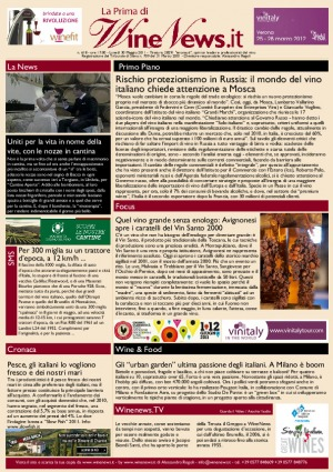 La Prima di WineNews - N. 618