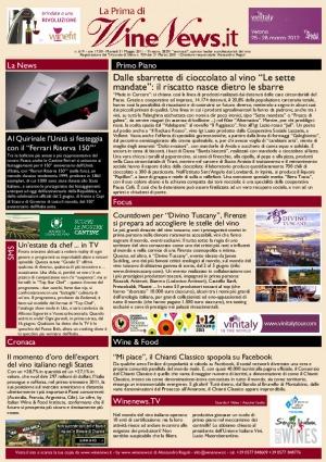 La Prima di WineNews - N. 619