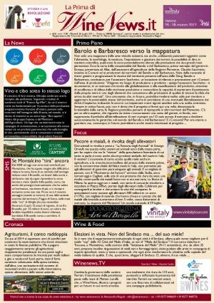 La Prima di WineNews - N. 658