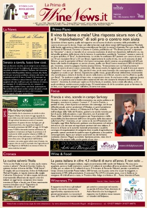 La Prima di WineNews - N. 659