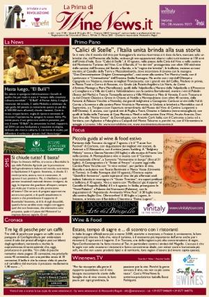 La Prima di WineNews - N. 661
