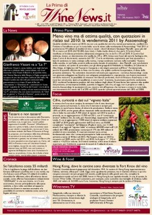 La Prima di WineNews - N. 681