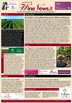 La Prima di WineNews - N. 682