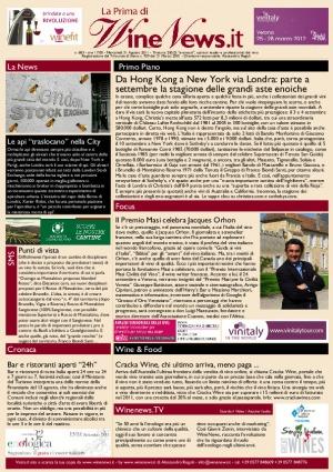 La Prima di WineNews - N. 683